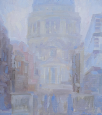 6-Misty-morning-at-St.Paul's